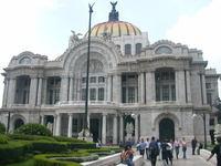 Opera house Mexico City