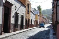 Street Scenes in San Miguel de Allende, Mexico