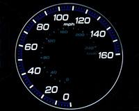 Acura Speedometer