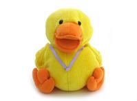 Quack 2 on white