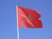 Maroccan flag