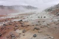 Volcanic activity 3