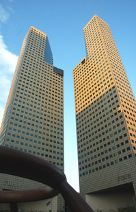 Buildings and Towers