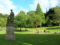 Edimburgh's park