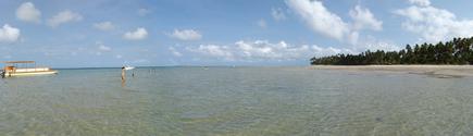 Praia dos Carneiros Pan