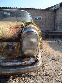 Rusty Benz 1