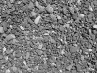 Texture beach rocks