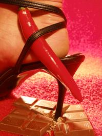 hot heel