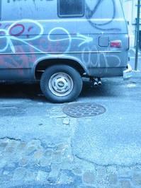 Tagged Van