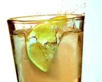 Lemon Splash in Lemonade