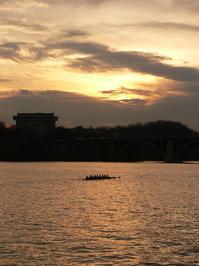 Crew on the Potomac