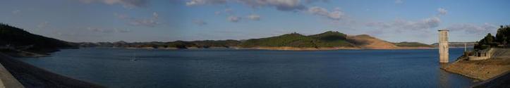 Barragem Sta Clara A Velha