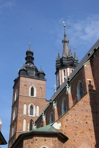 Krakow, Poland - Mariacki Church 5