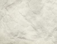 rumpled paper