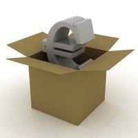 euro in a box 1