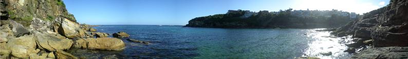 Gordons Bay Panorama