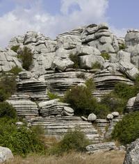El Torcal - the reserve of impressive rocks