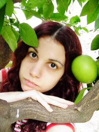 Me & green 1