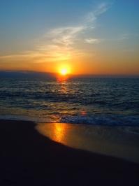 Puerto Vallarta beach sunset 3