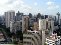 Residential buildings 3 - Asia