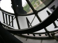Orsay's clock