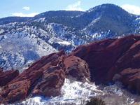 Red Rocks Skyline