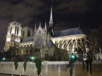 Notre Dame in Paris 2