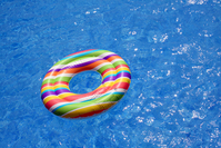 Ring in Pool