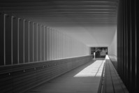 Accordion Walkway