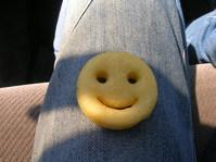 Batata Sorriso