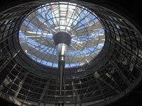 glass cupola