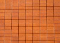 orange rectangles texture
