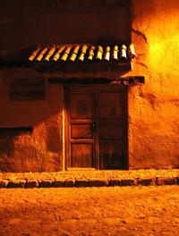 old mexican doorway