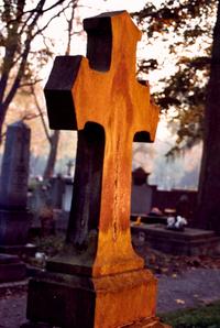 Rakowicki cementary, Cracow, Poland