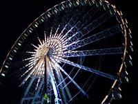 Bangkok ferris wheel 1