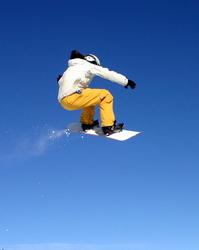 Snowboarder 1