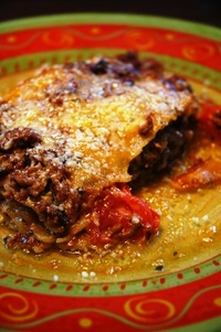Cooked Lasagna 2