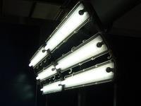 rectangular lights