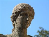 Cinque Terra Statue