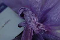 Lavender tie