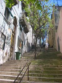 lisboa streets (noonish) 1