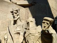 Subirach's Sculptures