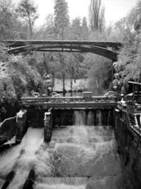 barrage des moulinet