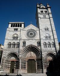 Genoa catedral