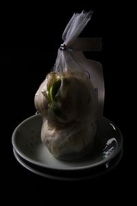 garlic and china