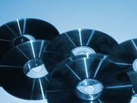 Blue Discs 4