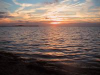 germany sunset
