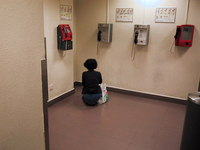 Prayer to the phone gods