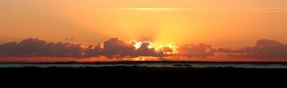 Sunset in Stavanger
