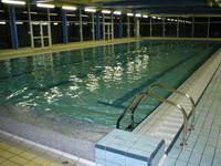 city swimming pool